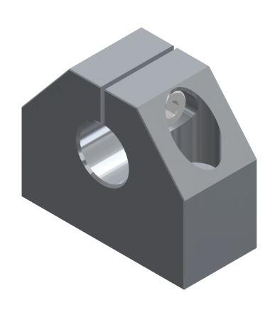 Präzisions-Wellenböcke GW-1 ISO Serie 1