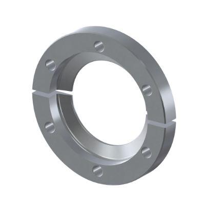 ISO-KF Überwurf Halbschalen 3.2315