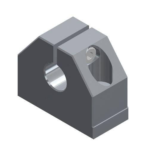 Präzisions-Wellenböcke GW-3 ISO Serie 3