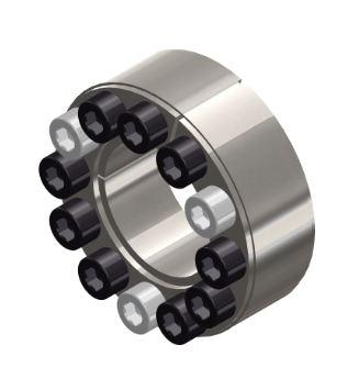 7.3.1 Spannsätze COM-AS, Stahl, Bohrung 19-100mm
