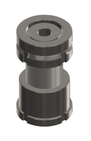 Kugelverstellschraube KVS 20-11,0 Edelstahl