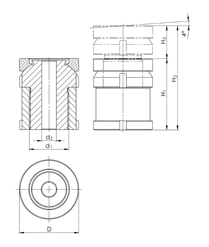 2.7 Kugelverstell-Schraube KVS