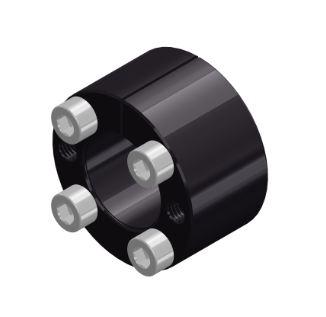 7.1.2 Spannsätze BAR, Stahl, QPQ beschichtet, Bohrung 5-50mm