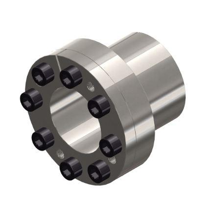 7.4.2 Spannsätze COM-B, Stahl, Bohrung 10-50mm