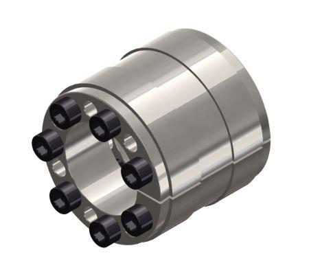 7.10.1 Spannsätze COM-L, Stahl, Bohrung 25-100mm
