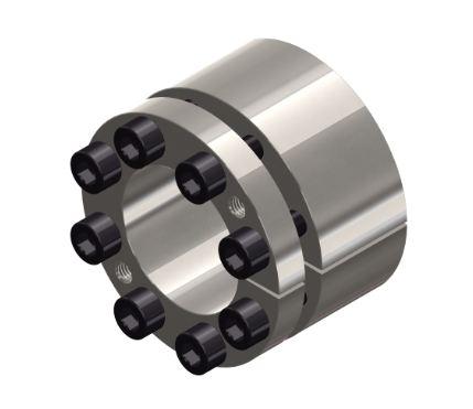 7.9.1 Spannsätze COM-D, Stahl, Bohrung 19-100mm